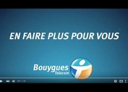 Vidéo – Bouygues Telecom