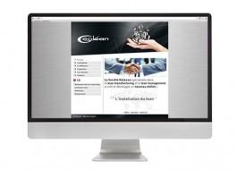 Site web – GéoLean