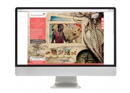 Site web – Terres de Charme