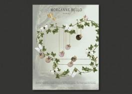 Pub magazine Morgane Bello