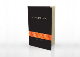 Menu de restaurant – Yunpana