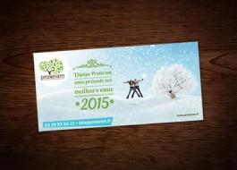 Vœux 2015 – Proteram