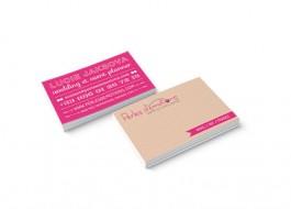 Carte de visite – Wedding Planner Perles d'émotions